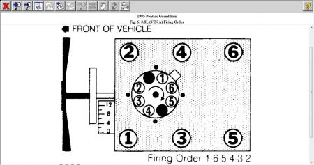 Fo on Pontiac 3 8 Engine Diagram