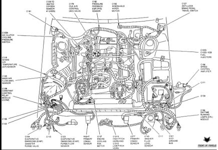 1997 ford thunderbird engine diagram wiring diagram img 97 F150 Wiring Diagram