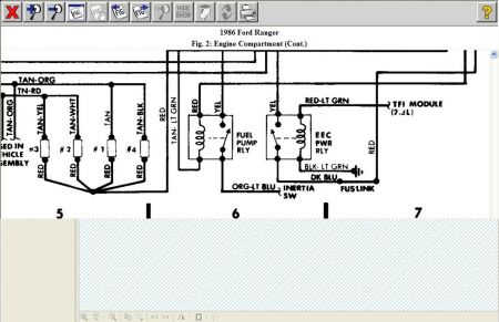 12900_fuel_pump_2_1 1988 ford ranger fuel pump wiring diagram wiring diagram and  at fashall.co