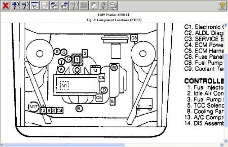 89 pontiac grand am wiring diagram 89 ford bronco wiring diagram rh banyan palace com 1970 Firebird Wiring Diagram Pontiac Bonneville Wiring-Diagram