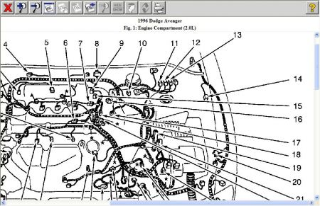 diagram for 2008 dodge avenger user guide of wiring diagram  taillight wiring question dodge