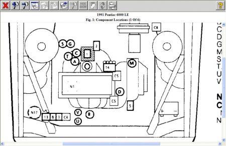 87 Chevy S10 Fuel Pump Relay Location likewise 91 Pontiac Firebird Fuel Pump Location furthermore  on 94 pontiac firebird problems
