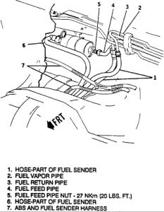 2004 Pontiac Grand Am Fuel Filter - 2004 Acura Fuse Diagram for Wiring  Diagram SchematicsWiring Diagram Schematics