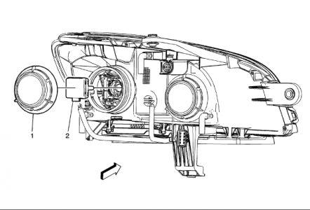 Saturn Aura 2008 Fuse Box Diagram