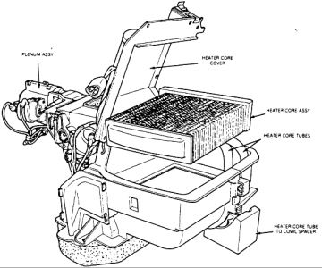 2000 f150 heater core hose diagram 2009 ford ranger heater