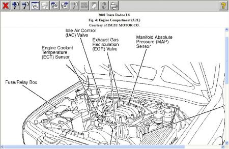 Iat Sensor Location 2001 Isuzu Rodeoon Nissan Altima Wiring Diagram