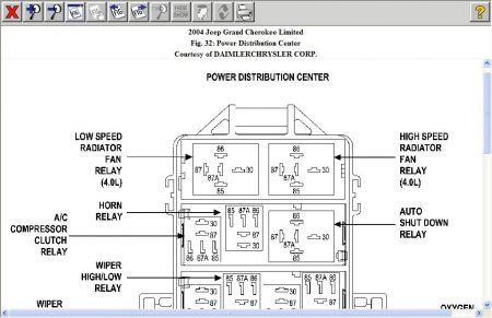 12900_jeep_40_1 2002 jeep grand cherokee cooling fan wiring diagram wiring 2001 Jeep Cherokee Fan Relay at gsmx.co
