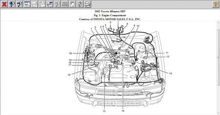 Ks on 1996 4runner Engine