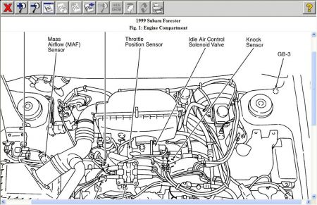 2006 Subaru Legacy Parts Diagram. 2006. Find Image About Wiring ...