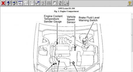1998 lexus es300 transmission