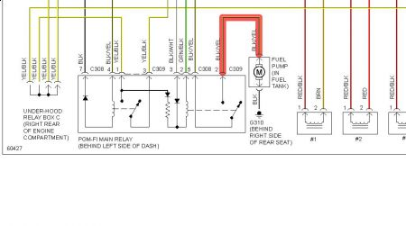 1994 acura legend fuel relay electrical problem 1994. Black Bedroom Furniture Sets. Home Design Ideas
