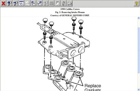 97 Cadillac Deville Engine Diagram