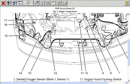 toyota camry o2 sensor wiring diagram with 432231 Toyota Sienna O2 Sensor Bank 1 Sensor 2 on 01 Lincoln Ls Fuse Box Diagram in addition Iac Wiring Diagram further 1999 Toyota Avalon Part Diagram besides 2000 Toyota Solara Transmission Diagram together with Toyota Avalon O2 Sensor Location.