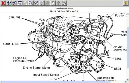 2000 Toyota 4 7 Engine Diagram on o2 sensor 2005 dodge durango wiring diagram