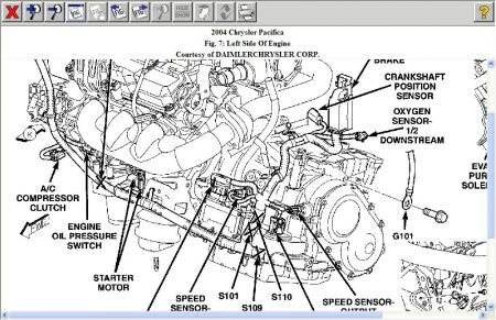1999 Gmc Engine Diagram further Vdo Pressure Gauge Wiring together with 201703454325 as well International Dt466 Water Pump Location as well Main Bearing Diagram. on cadillac fuel pressure diagram