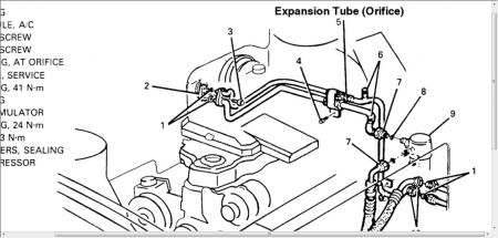 1996 Mazda Miata Engine Diagram