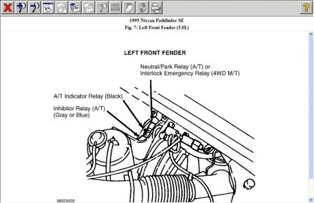 Nissan Cube Suspension Diagram also 1997 Nissan Sentra Xe Engine Diagram furthermore Taurus Power Steering Pump together with Solenoid Valve Mazda Tribute Parts Diagram as well Nissan Hard Vacuum Diagram. on 1994 nissan quest engine diagram belt