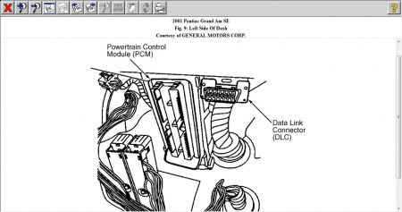2001 Pontiac Grand Am Ecm     Engine    Mechanical Problem 2001