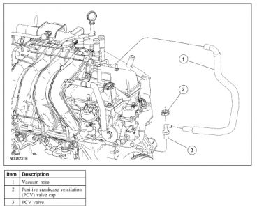 Ford 5 8l Engine Diagram Pcv