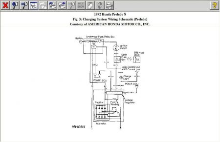 2000 honda prelude radio wiring diagram 86 honda prelude: i bought my son this car a few months ... honda prelude stereo wiring