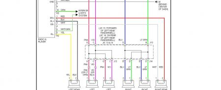 2003 Toyota Echo Stereo: Looking for the Wiring Diagram for ... on