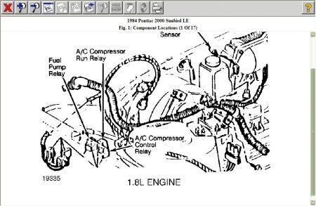 2003 Pontiac Grand Prix Wiring Diagram 2002 Pontiac Grand Prix