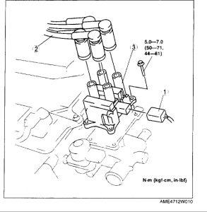 2003 mazda 6 changing spark plugs engine mechanical. Black Bedroom Furniture Sets. Home Design Ideas