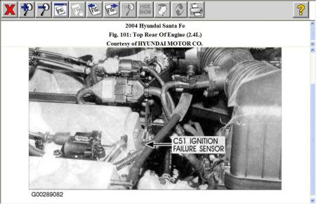 12900_sensor_1 no start problem four cylinder two wheel drive automatic 72,000 04 santa fe wiring diagram at n-0.co