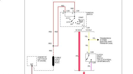 Chevy Neutral Safety Switch Wiring