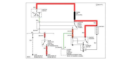 89 Comanche Wiring Diagram | Wiring Diagram on
