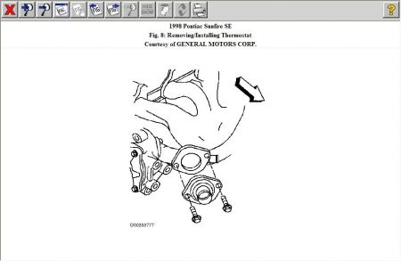 1998 Chevy S10 Thermostat Location: 2003 Chevy Venture Water Pump Diagram At Galaxydownloads.co