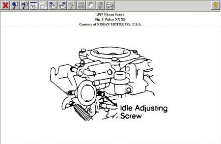 1988 nissan sentra 1988 nissan sentra: engine performance problem ...  2carpros