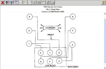 Timing And Firing Order on Spark Plug Firing Order