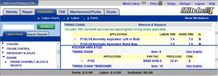 Replacing Timing Chain Cost Ford Truck Enthusiasts Forums Related