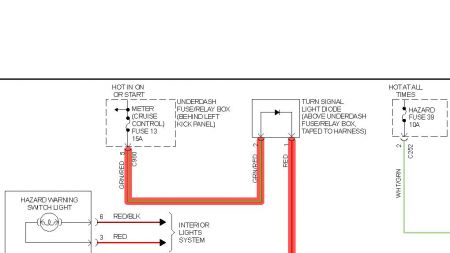 12900_turn_signal_3 1998 honda prelude turn signals won't flash electrical problem 94 Honda Prelude Fuse Box Diagram at reclaimingppi.co