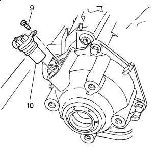Chevrolet Impala 2005 Chevy Impala Speed Sensor on chevy impala 3800 engine diagram