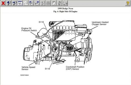 1996 Dodge Neon Stereo Wiring Diagram