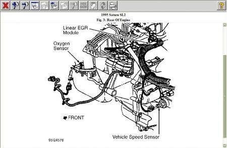 01 Saturn Sl2 Engine Diagram