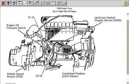 89 Dodge Dakota Engine Diagram in addition 1997 Dodge Dakota Transmission Wiring Diagram likewise 2005 Lincoln Towncar Gastank Senser Wiring Diagram together with RepairGuideContent further Typical Toyota Abs Control Relay Wiring Diagram. on 2000 dodge grand caravan trailer wiring diagram