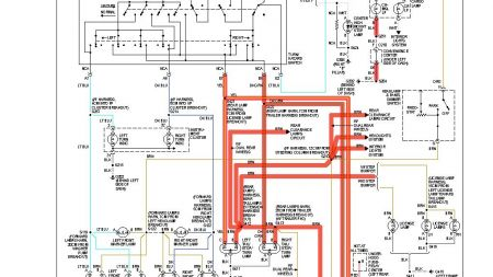 1997 chevy 1500 trailer wiring diagram wiring diagram and hernes 1997 chevy silverado brake lights not working electrical problem