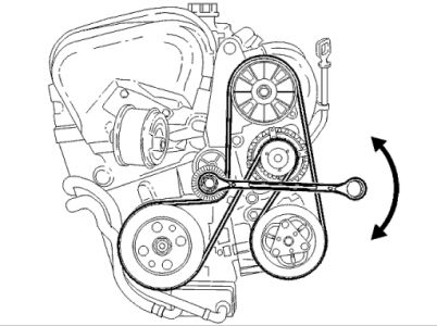 2003 Volvo S40 REPLACING WATER PUMP: I NEED INSTRUCTIONS ON
