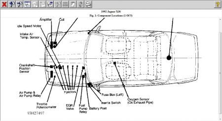 1994 Jaguar X Type Fuse Box Diagram on jaguar x type fuse box location