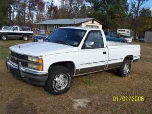 Shifting Problem: I Am Purchasing a 1990 Chevy 4x4 and It