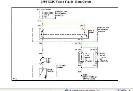 service manual  1995 gmc yukon international service electrical system light  repair guides 1995 GMC Yukon Interior 1995 GMC Yukon GT