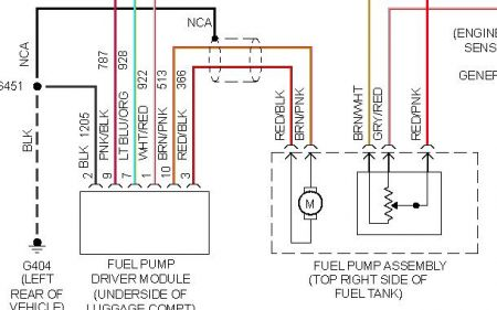 2000 ford mustang fuel pump i recently replaced my fuel pump and Ford Dual Fuel Tank Diagram