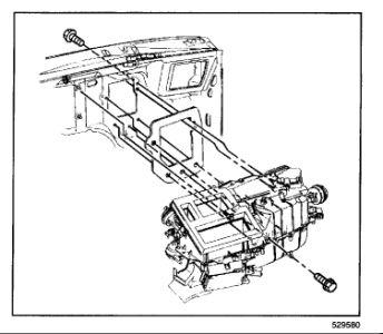 Gmc Sonoma 2002 Gmc Sonoma Heater Core Replacement