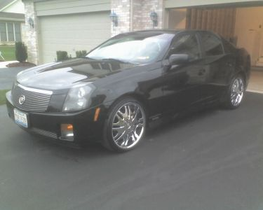 2005 cadillac cts how often how often shoud i change my. Black Bedroom Furniture Sets. Home Design Ideas