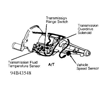 Dodge Ram Tcc Solenoid Location