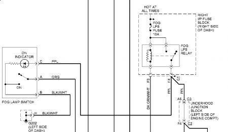 2001 pontiac grand am fog lights electrical problem 2001. Black Bedroom Furniture Sets. Home Design Ideas