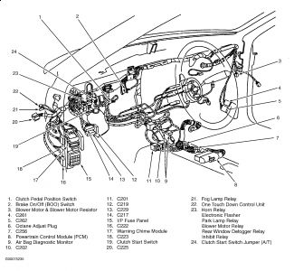 Ford Factory Alarm System Wiring on wiring diagrams for car remote starter